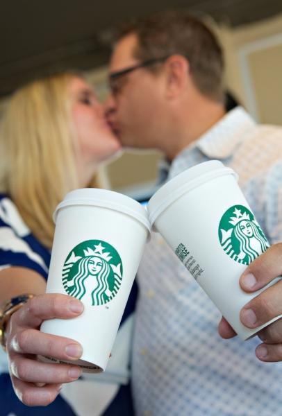 Hope you like the free advertising Starbucks...like you need it.