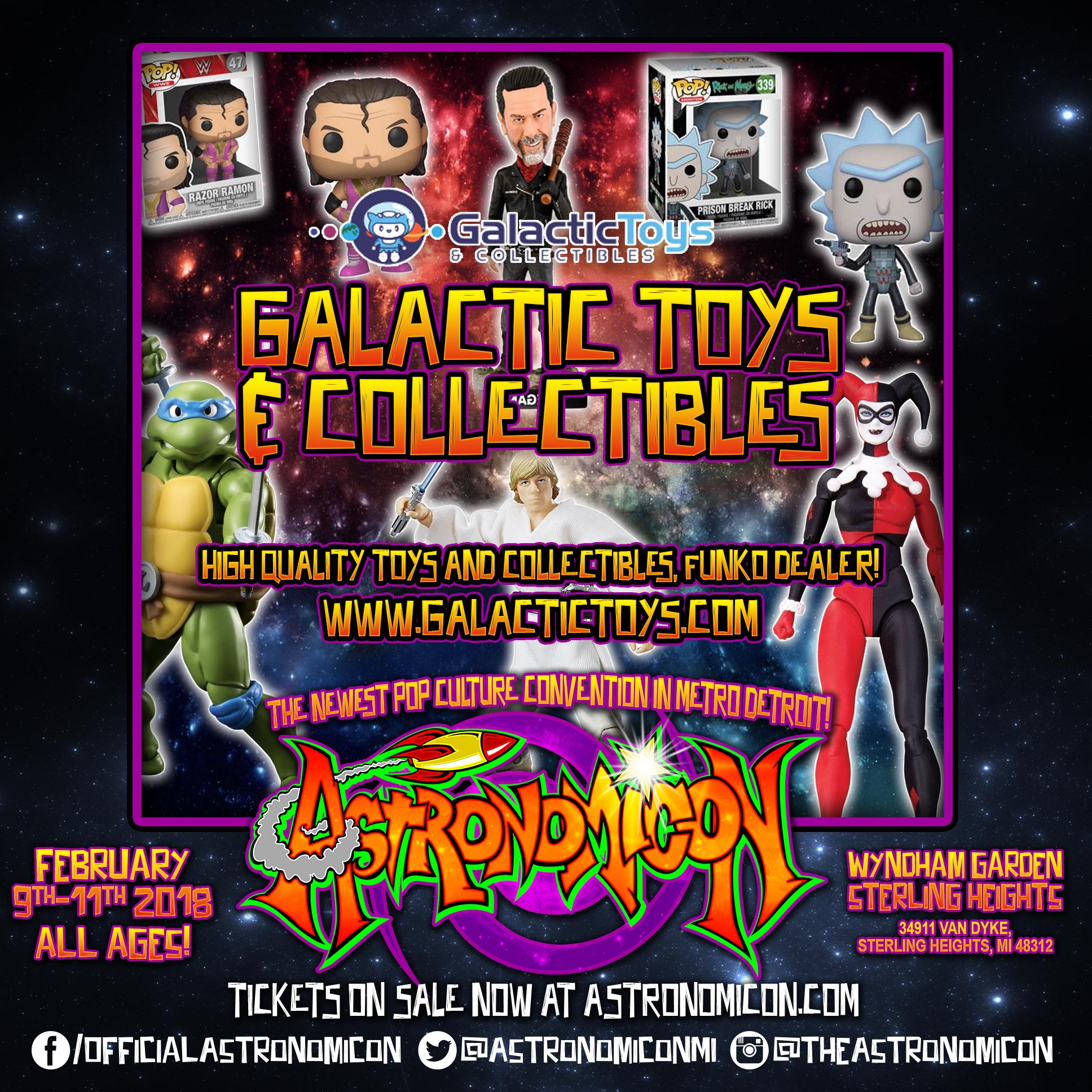 Galactic Toys -  www.galactictoys.com