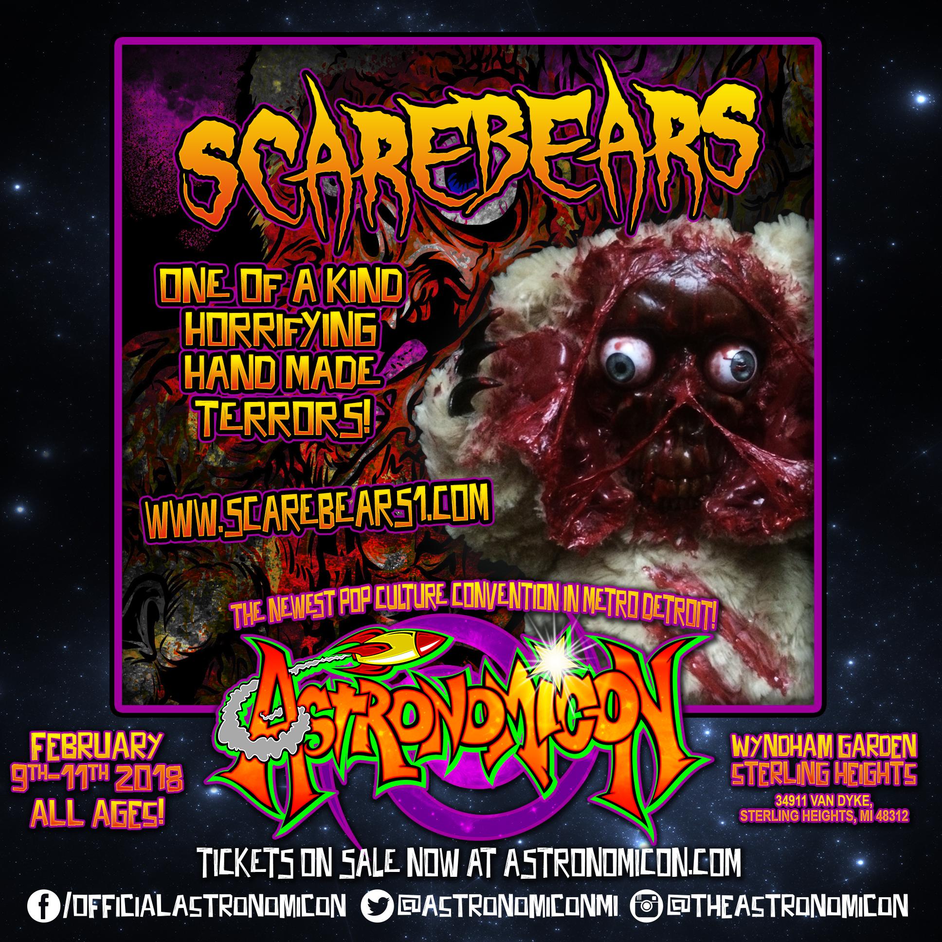 Scare Bears -  https://www.scarebears1.com/