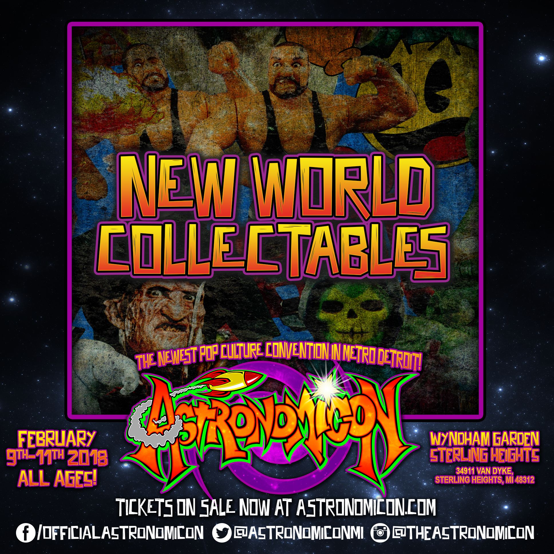 New World Collectables