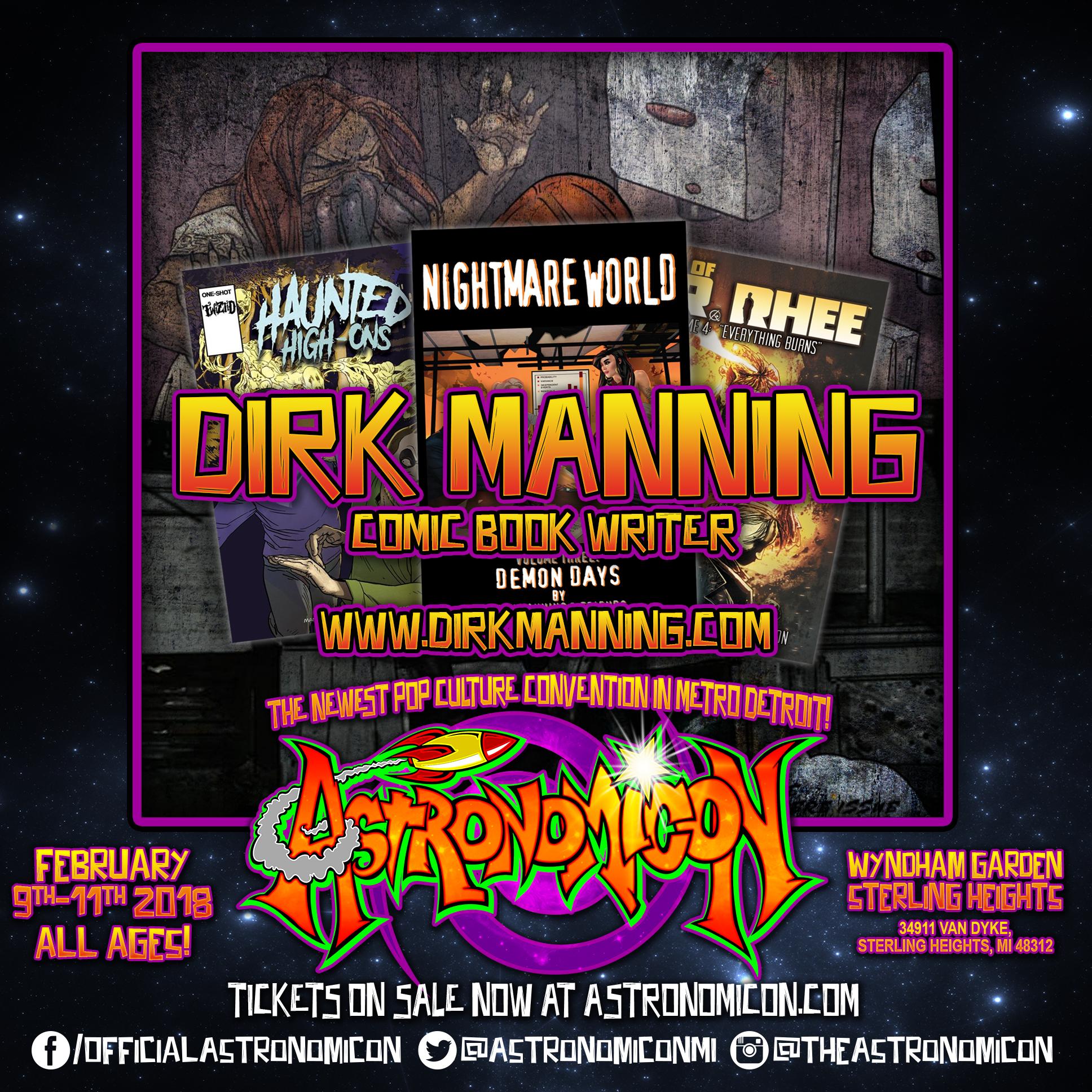 Dirk Manning -  http://www.dirkmanning.com