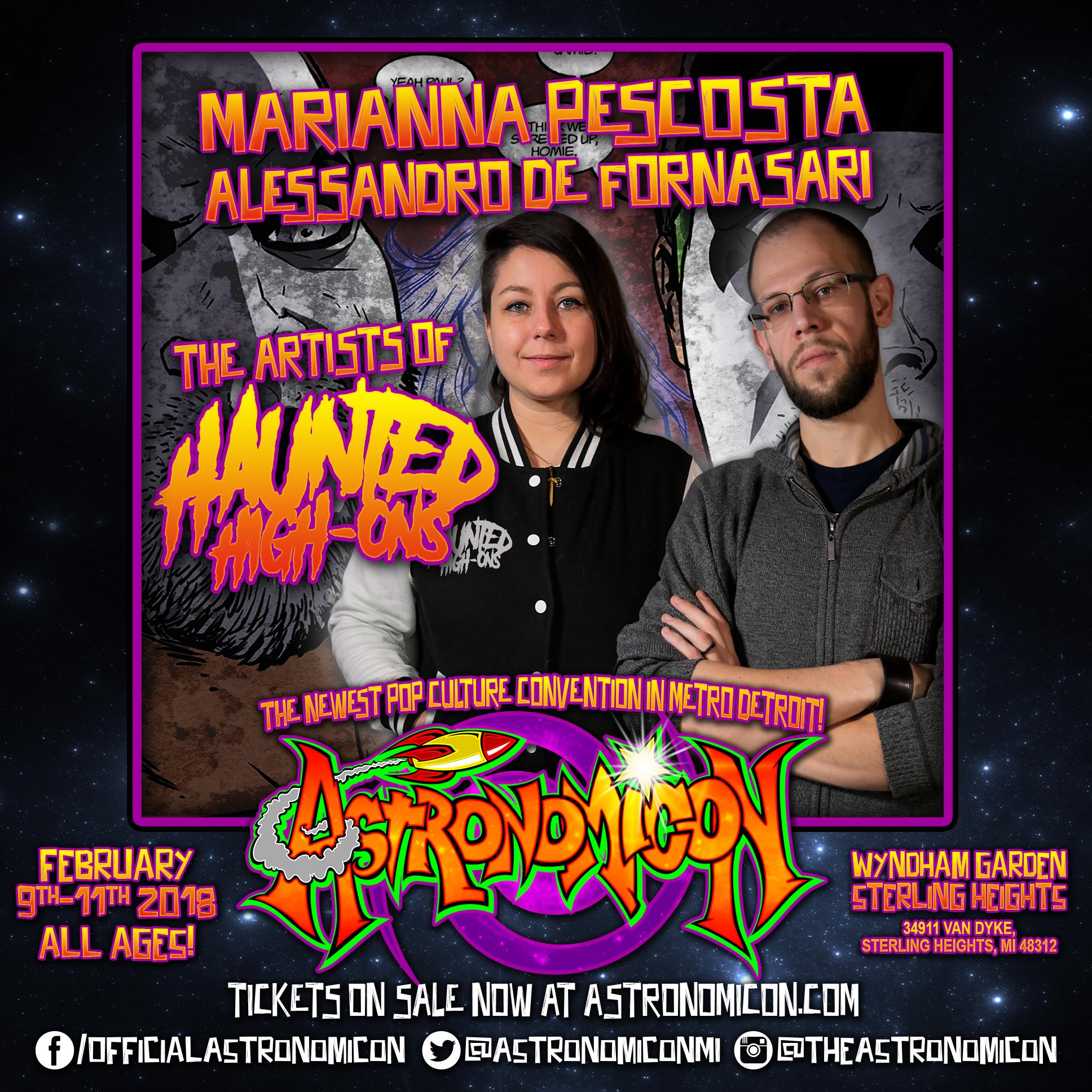 Marianna Pescosa &Alessandro de Fornasari   https://www.facebook.com/marianna.pescosta  https://www.facebook.com/inikobeats/