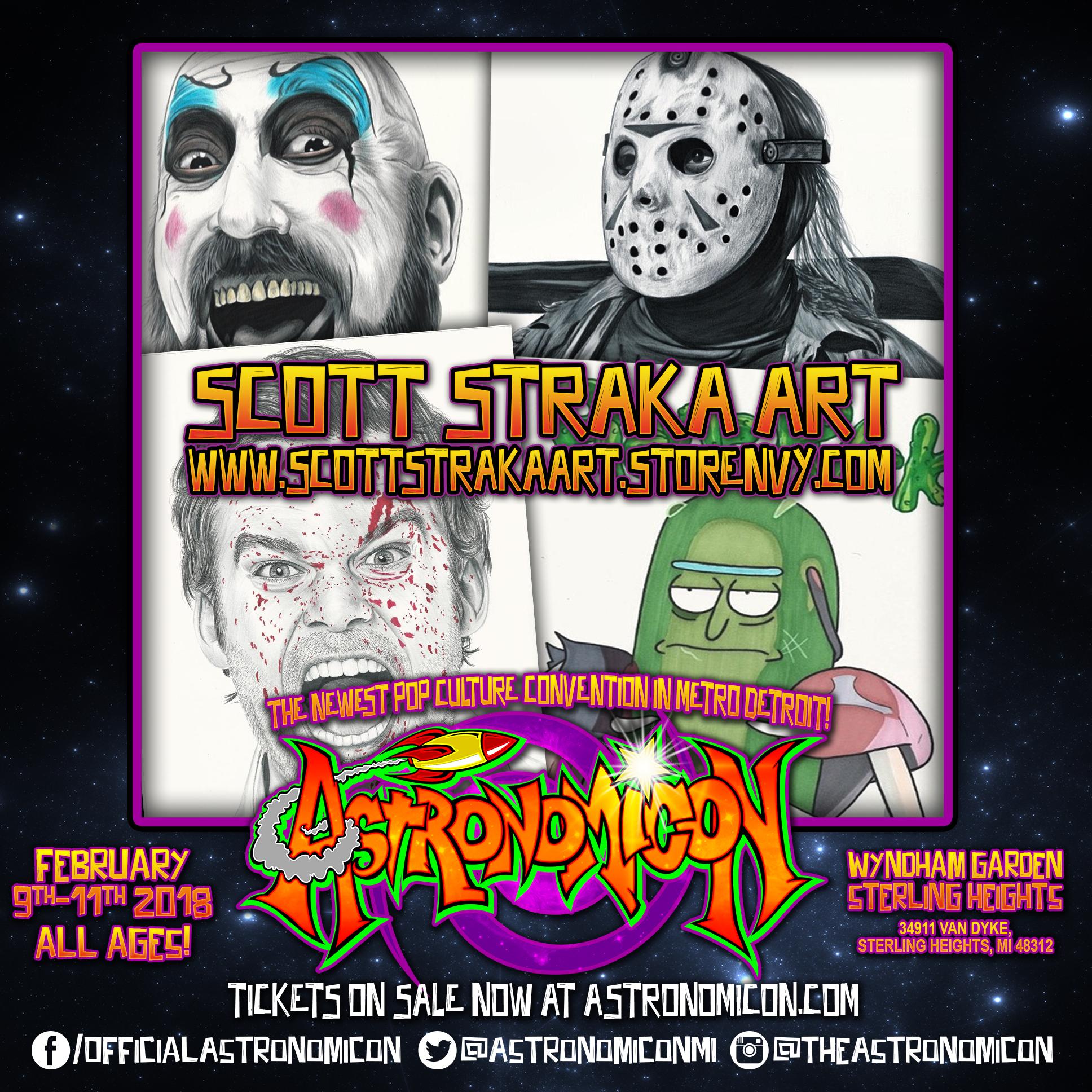 Scott Straka Art -  ScottStrakaart.storenvy.com