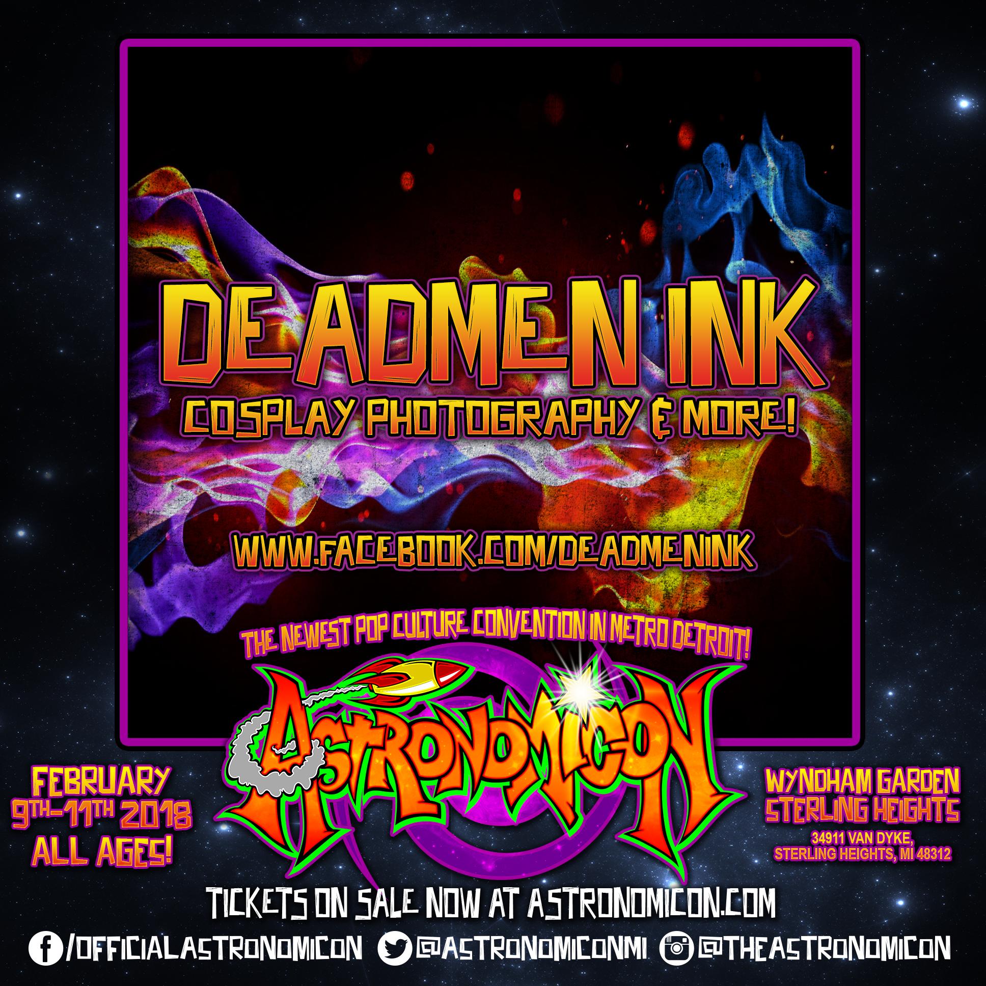 Deadmen ink productions -  deadmenink.com