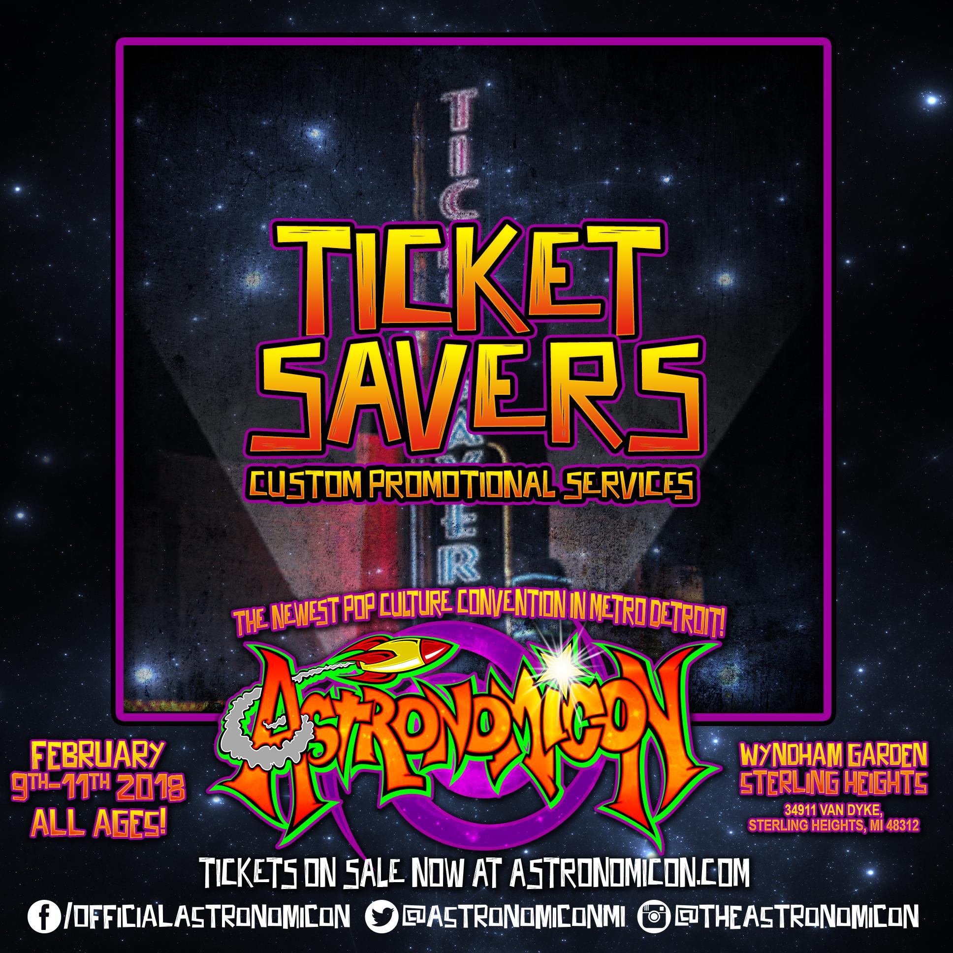 Ticket Savers -  http://www.ticket-saver.com/