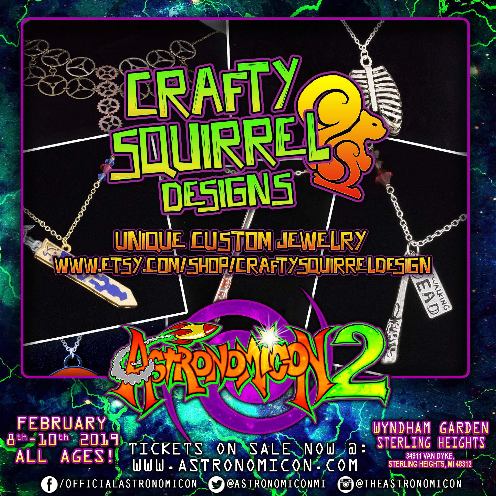 Astronomicon 2 Crafty Squirell IG Ad.png