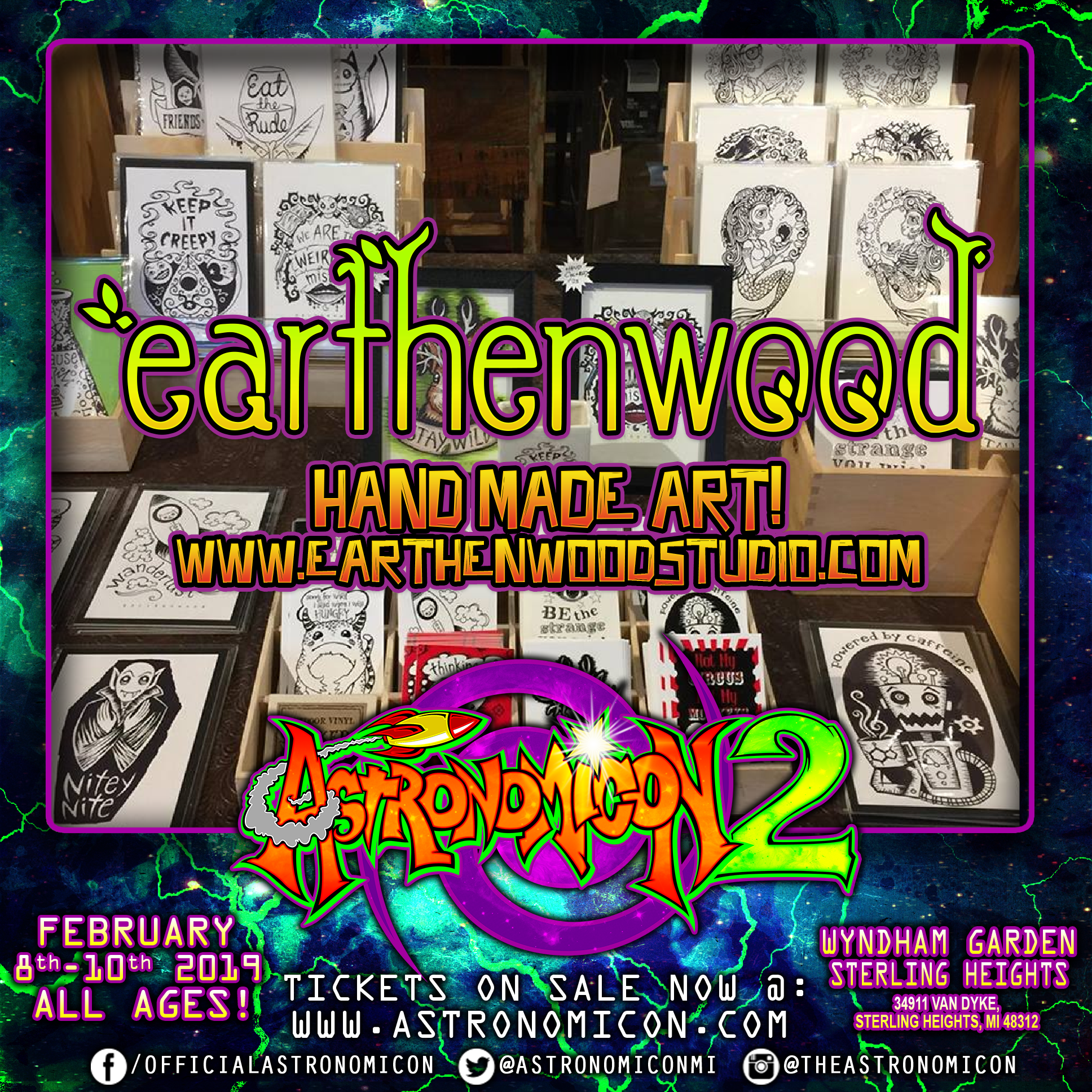 Astronomicon 2 Earthenwoon IG Ad.png