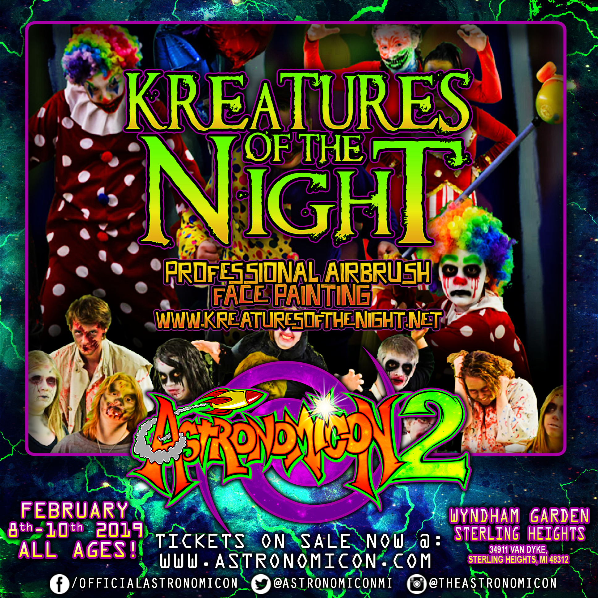 Astronomicon 2 Kreatures Of The Night IG Ad.png