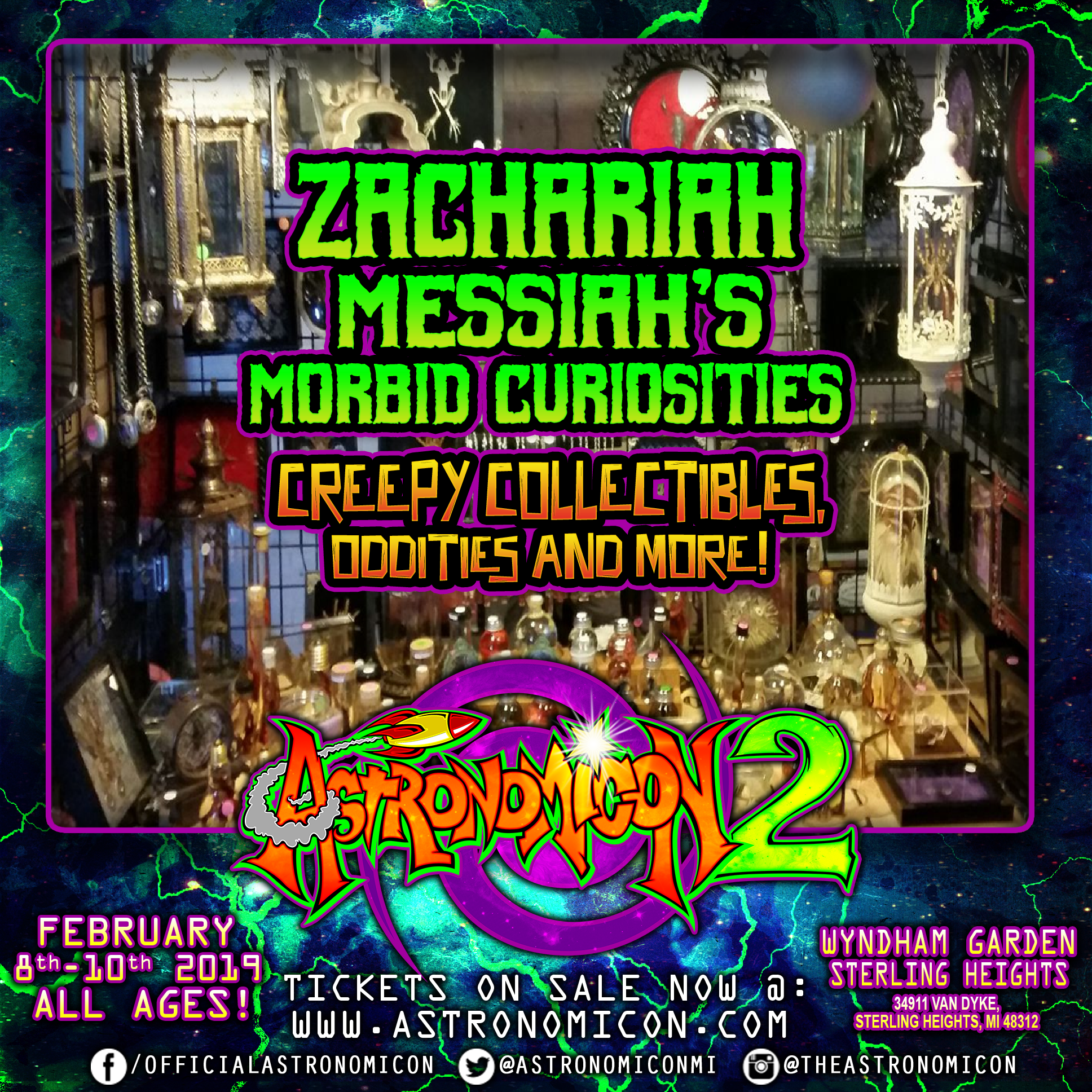 Astronomicon 2 Morbid Curiousities IG Ad.png