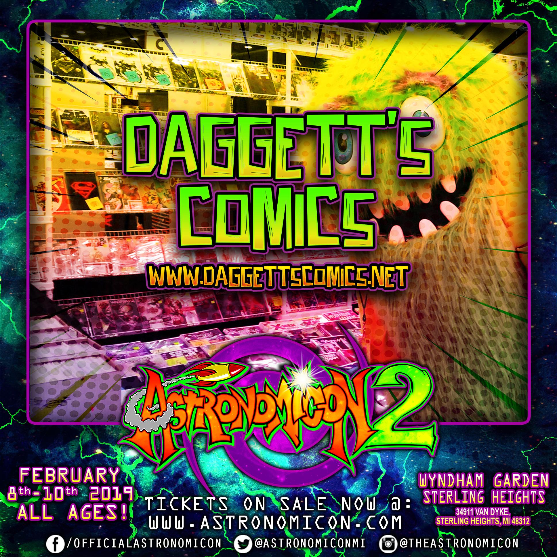Astronomicon 2 Daggetts Comics.png