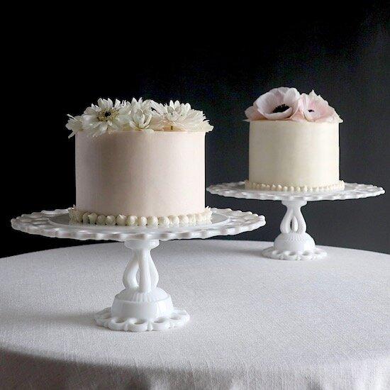 Westmoreland Milk Glass Cake Stand Milk Glass 14 Cake Plate Laced Milk Glass Platter Vintage Milkglass White Large Cake Stand Cake Platter