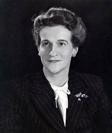 Eliza Pratt. First female Representative in Congress from NC. 1946-47