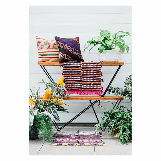 Hamamlique - Hamamlique curates dreamy handwoven textiles from Turkey. Our