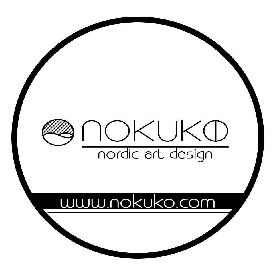 NOKUKO - NORDISK KUNST KØBENHAVN - NORDIC ART DESIGN