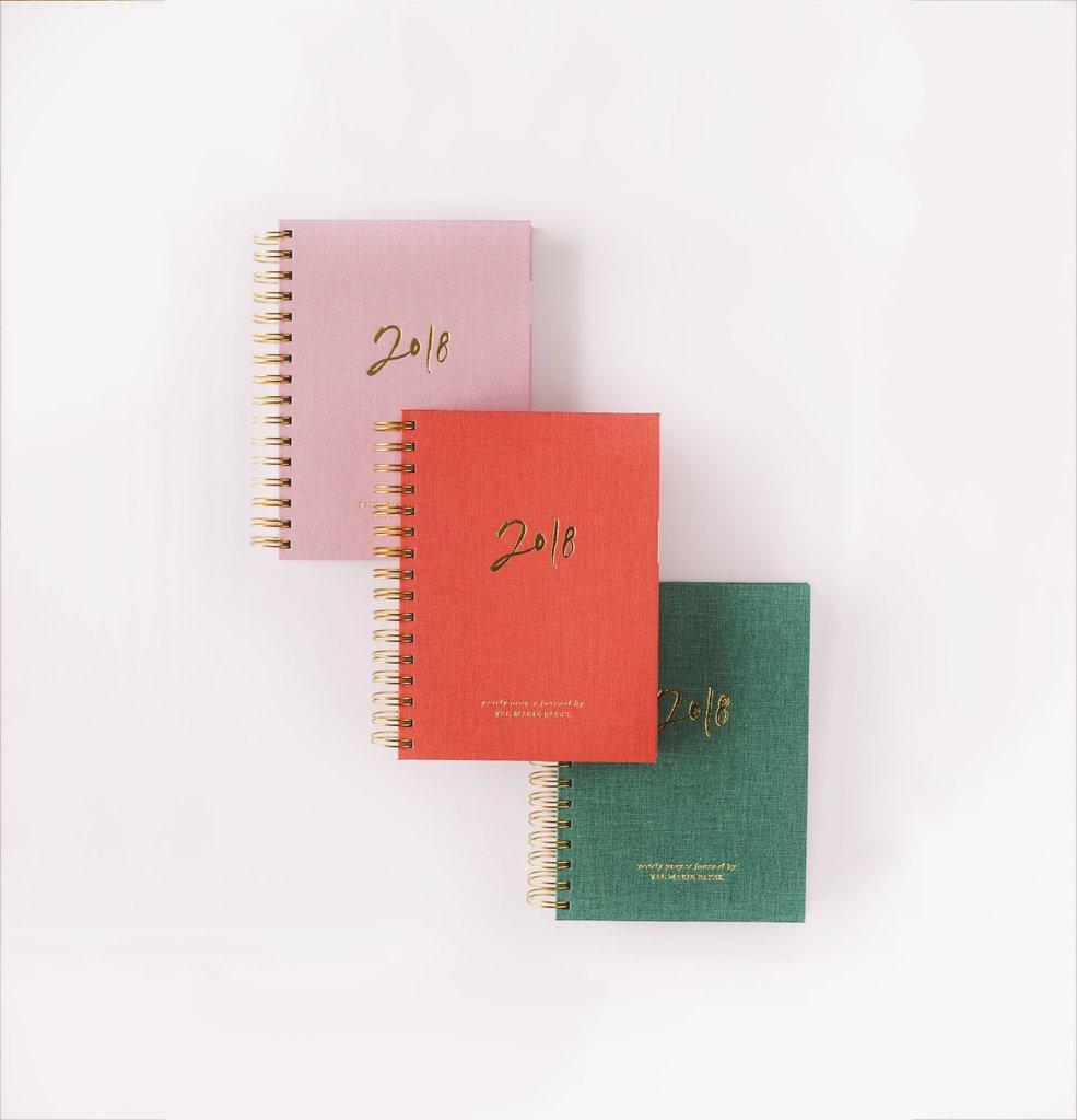 Yearly Prayer Journal
