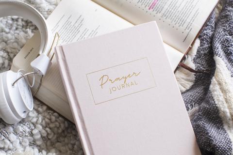 Guided Prayer Journal