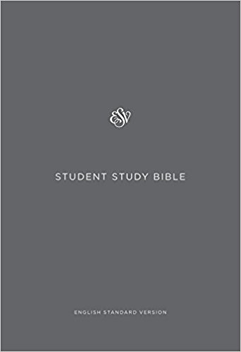 ESV Student Bible, Ages 12-16