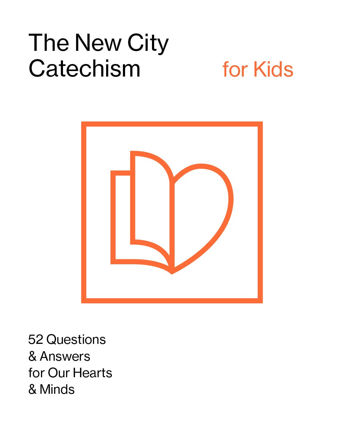 Catechism for Kids Book