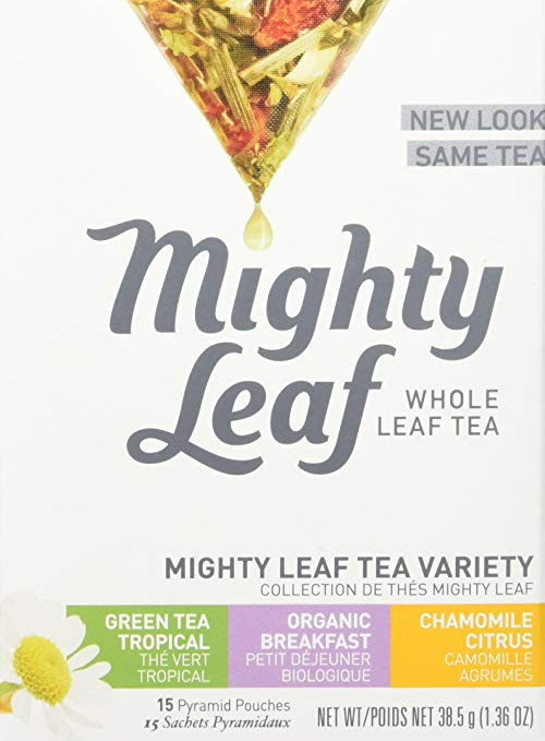 Kaitlin's Happy - Mighty Leaf Tea