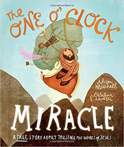 The One O'Clock Miracle, Alison Mitchell