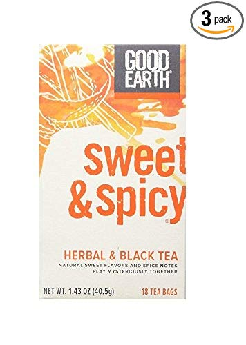 Amanda - Spicy Black Tea