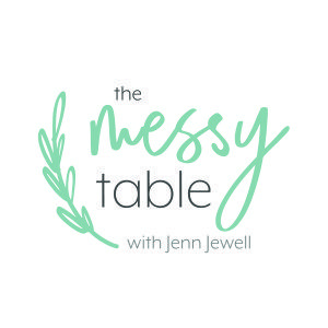 THE MESSY TABLE - Emily Jensen + Laura Wifler are down-to-earth mamas (as well as sister-in-laws) who are following Jesus' lead through the peaks and valleys, wonders and trenches of motherhood. Through endless diaper changes and the ebbs and flows of work + home life, while advocating for EACH of their beautifully unique children and pointing them back to the faithful One.