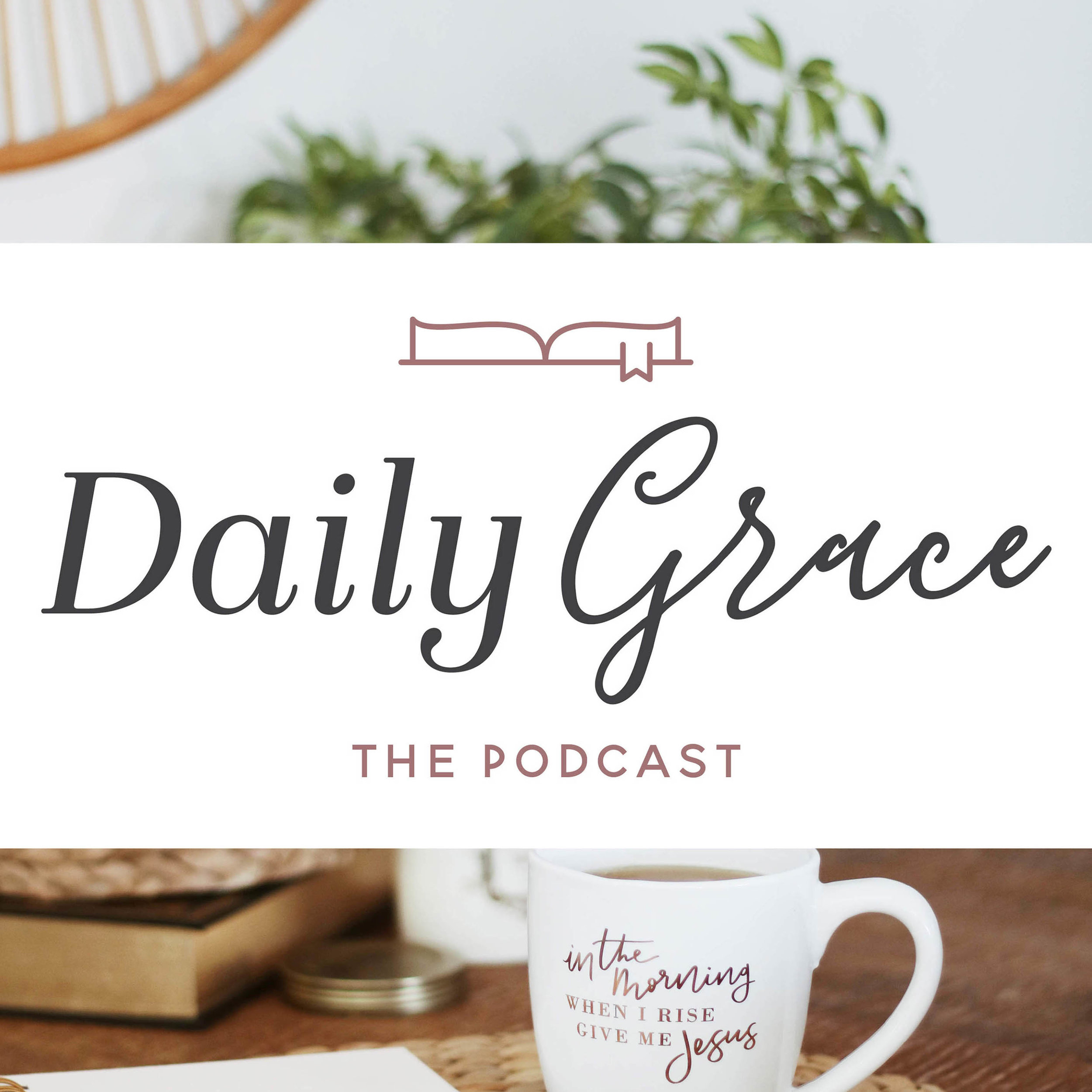 DAILY GRACE - On today's episode, we are joined by the ladies at Risen Motherhood! Emily Jensen and Laura Wifler are the co-founders of Risen Motherhood and co-hosts of the Risen Motherhood podcast. The RM ministry helps women understand that the gospel is for every mom and the gospel matters for everyday life. They encourage moms to allow the resurrection of Jesus to transform their motherhood because it can!
