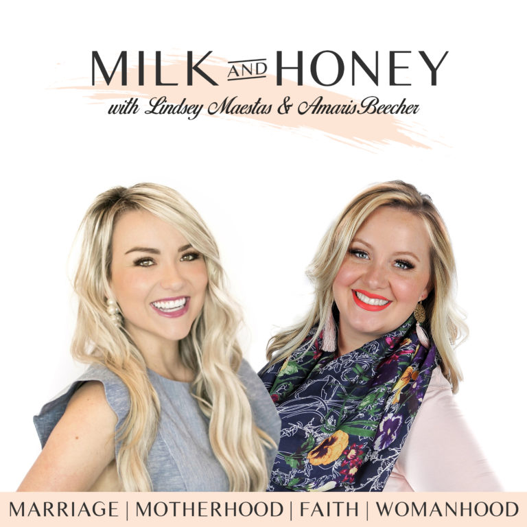 """MILK AND HONEY - """"It's time to create a new narrative around motherhood. Motherhood - in light of the Gospel - is a beautiful gift, but our society can often become fixated on the"""