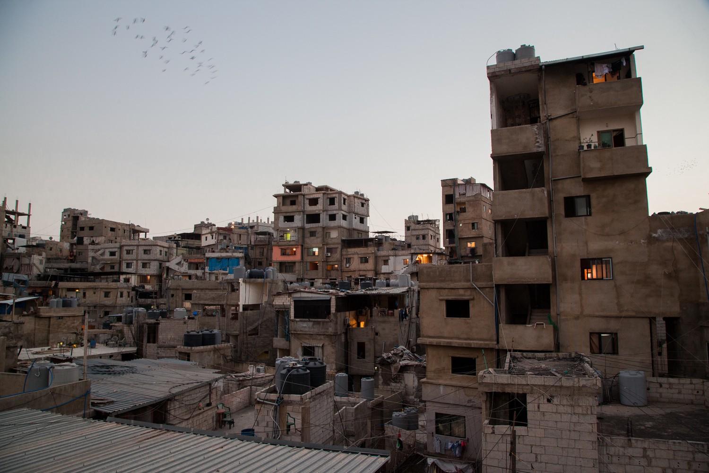 Beirut Slums
