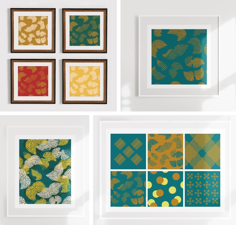 Chandan Whittle Prints