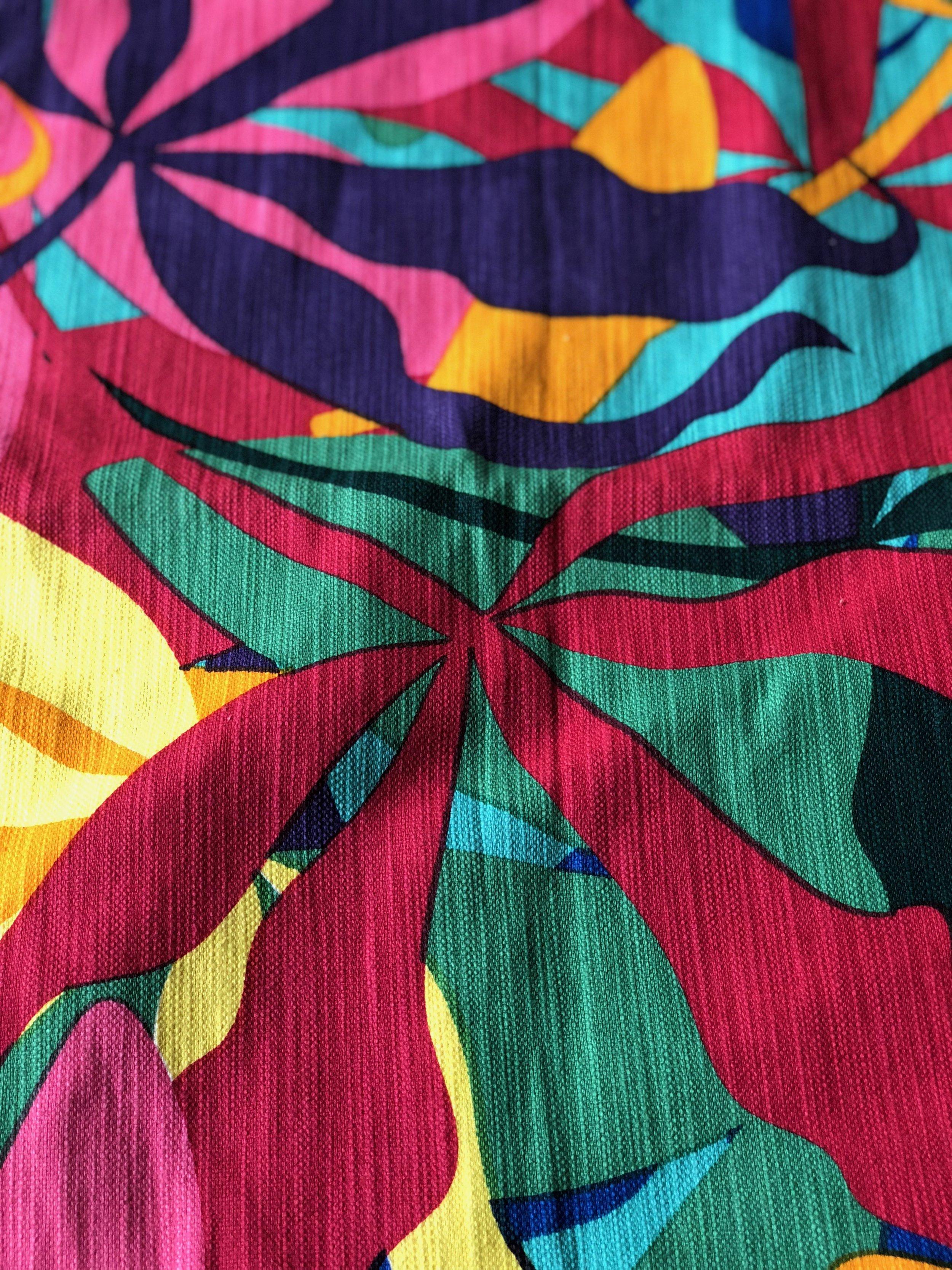 Keya Fabric Print