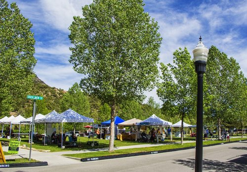 Buena Vista Farmers Market - South Main Town Square