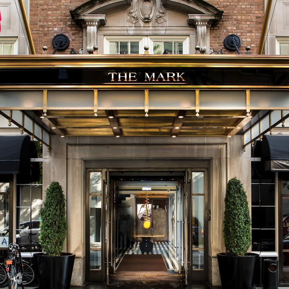 The Mark Hotel  -  New York City, NY (photo via  The Mark )