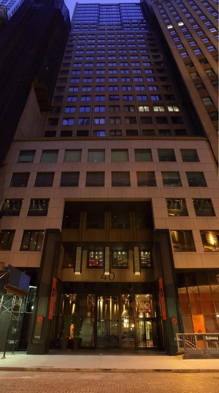 The Setai Project  - 40 Broad New York City, New York (photo via  Street Easy )