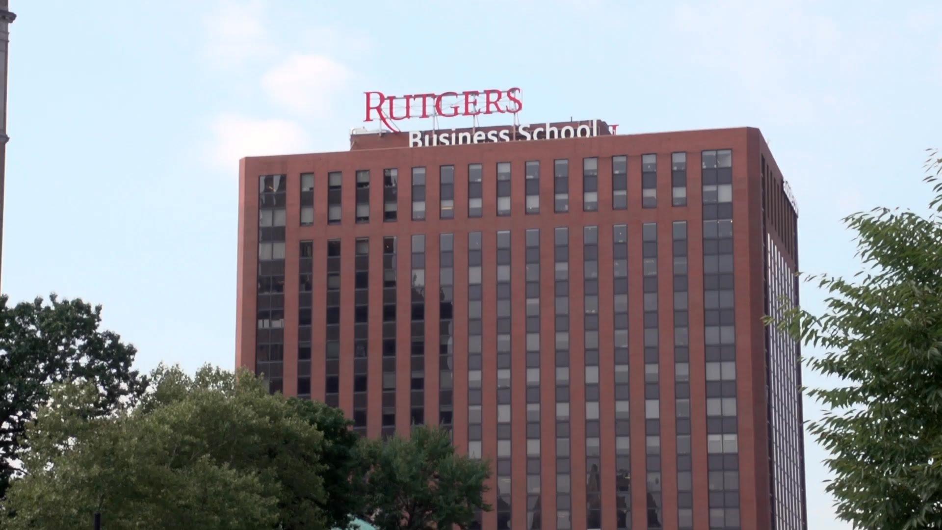 Rutgers Business School  - Newark, New Jersey (photo via  Rutgers )