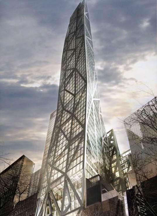MoMa Tower  - New York City, New York (photo via    M  oMa )