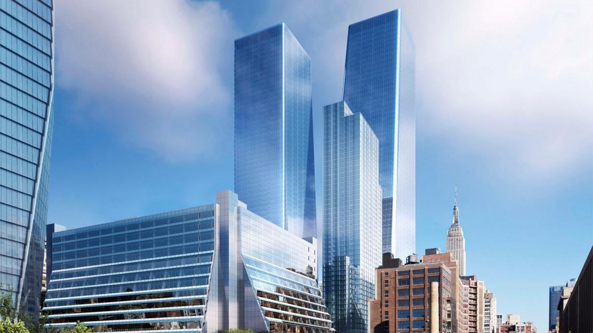 Manhattan West  - New York City, New York (photo via  Forbes )