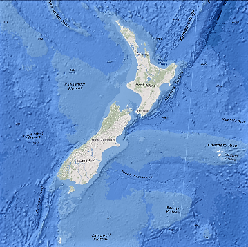 The New Zealand Exclusive Economic Zone (EEZ) is vast, and good information will help sustainable management and development of our blue economy.