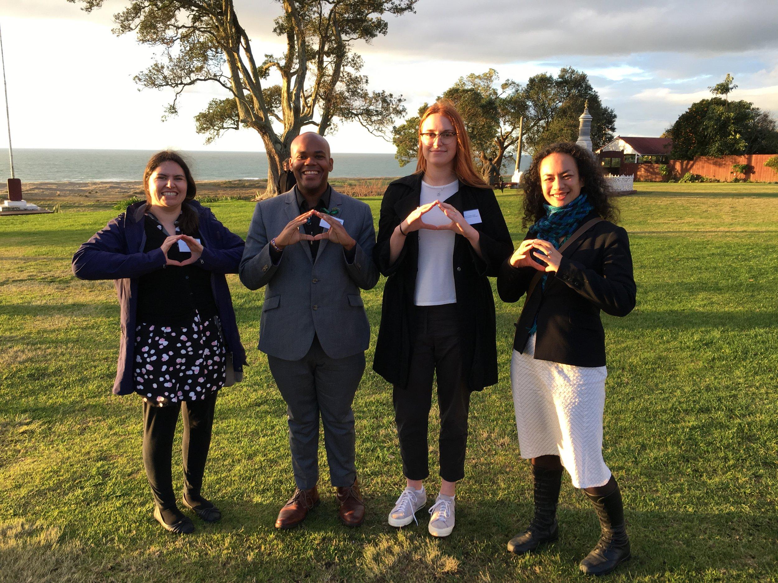 Victoria Univ. Wellington, 21 Aug 2019#The Moana Project launches from Ōpōtiki
