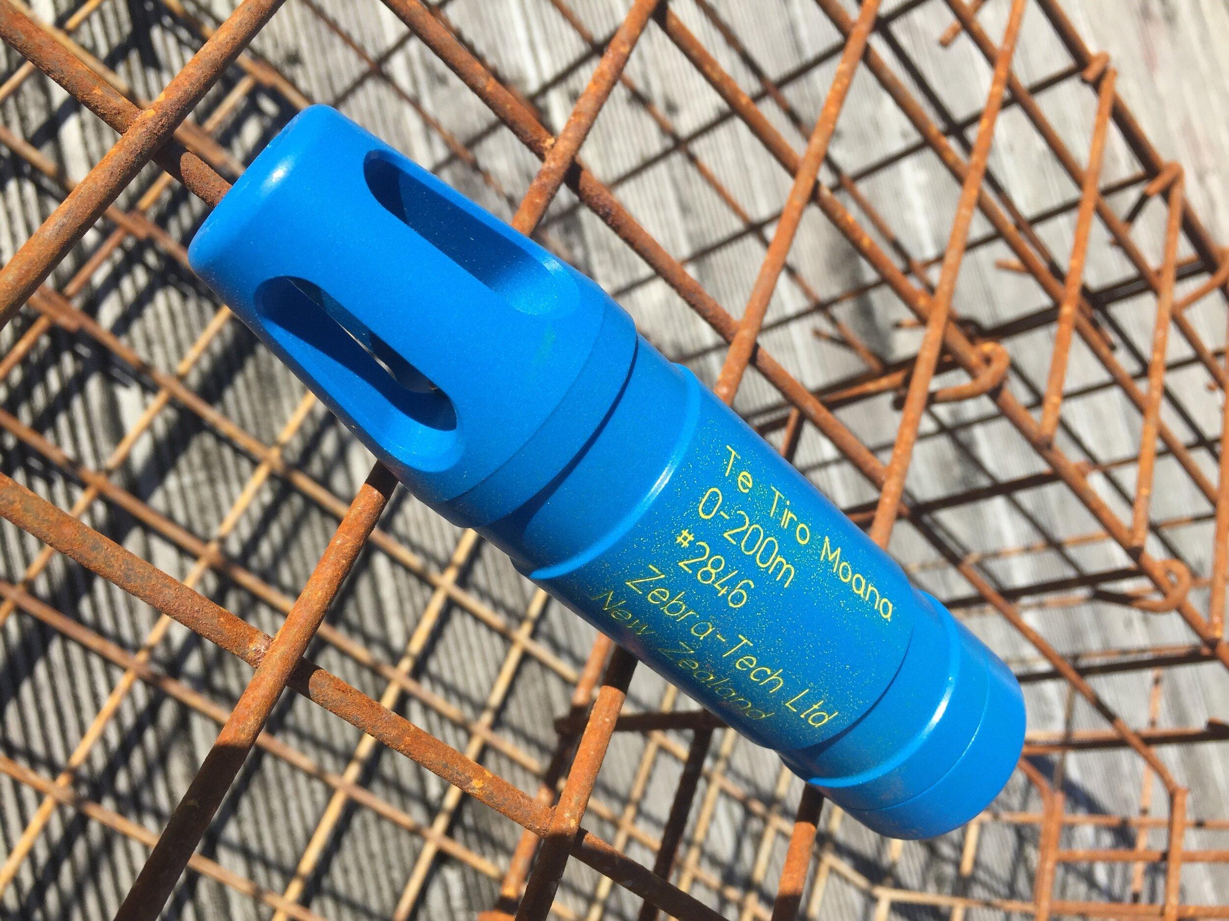 Tiro Moana Sensor developed by Zebra-Tech.