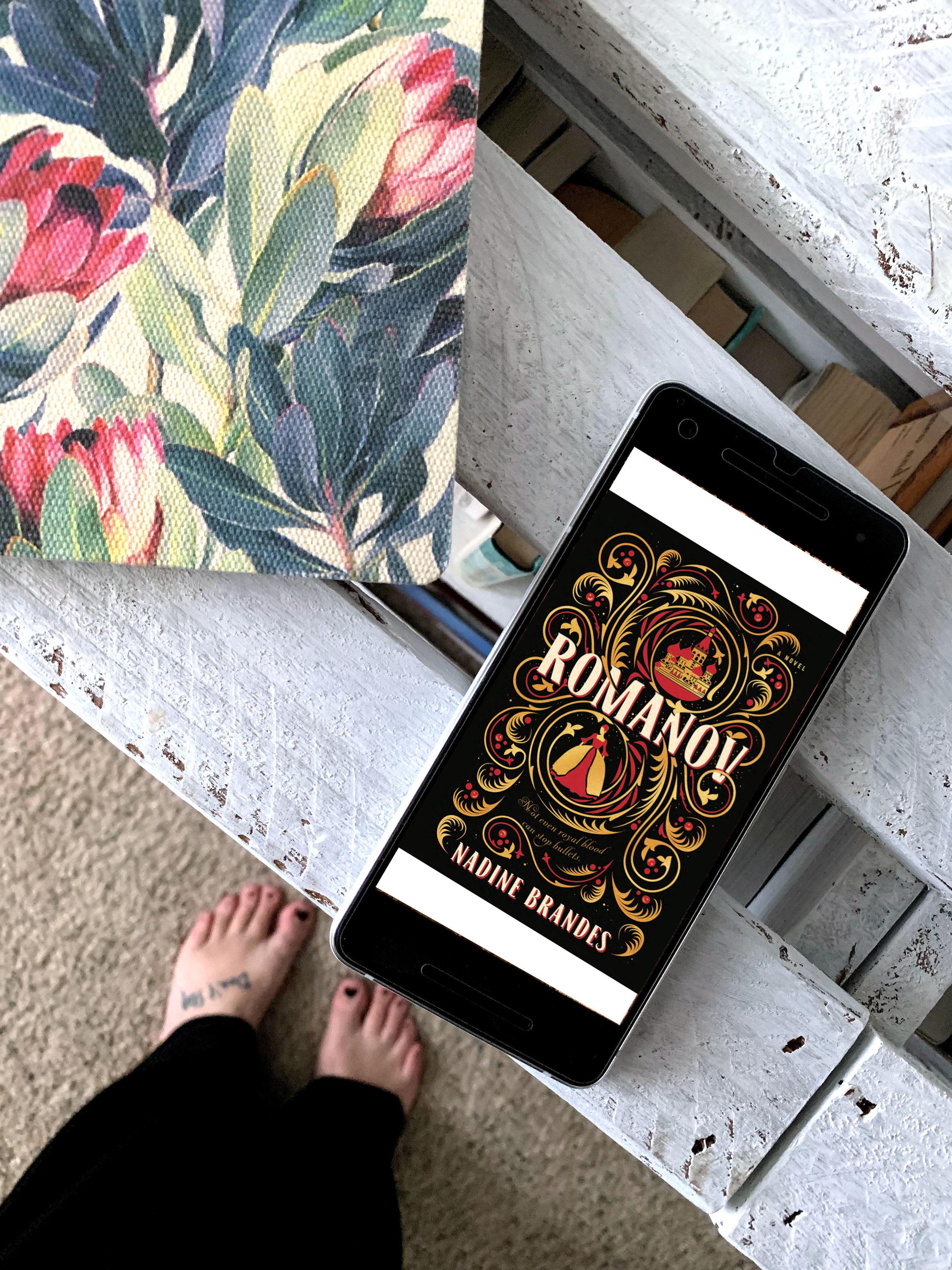 Romanov-book