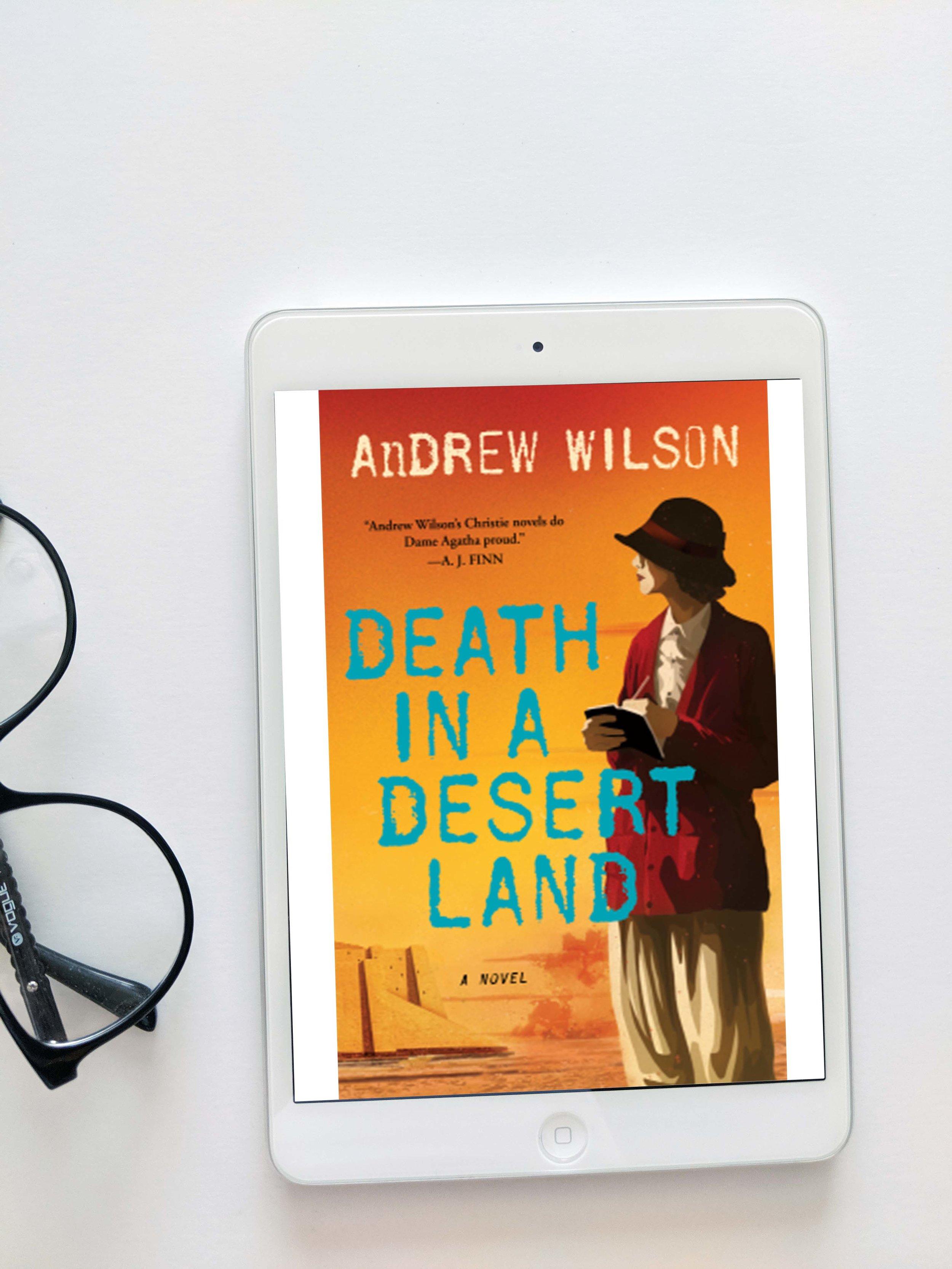 death-in-a-desert-land