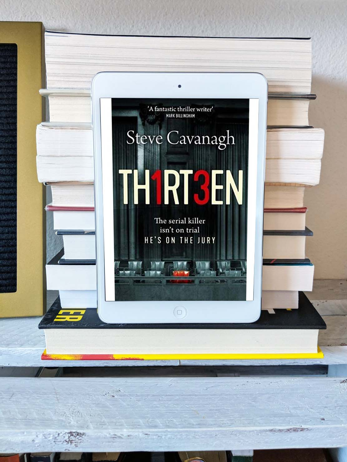 thirteen-book