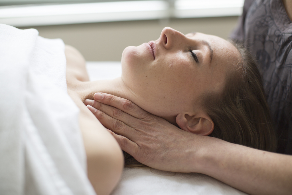 Massage therapy - Release tight restrictions in the body.