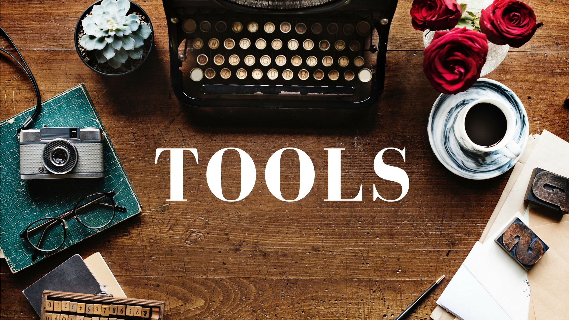 tools - We provide tools that help you create a story, ensure it is the right story and empower you tell an influencial story.
