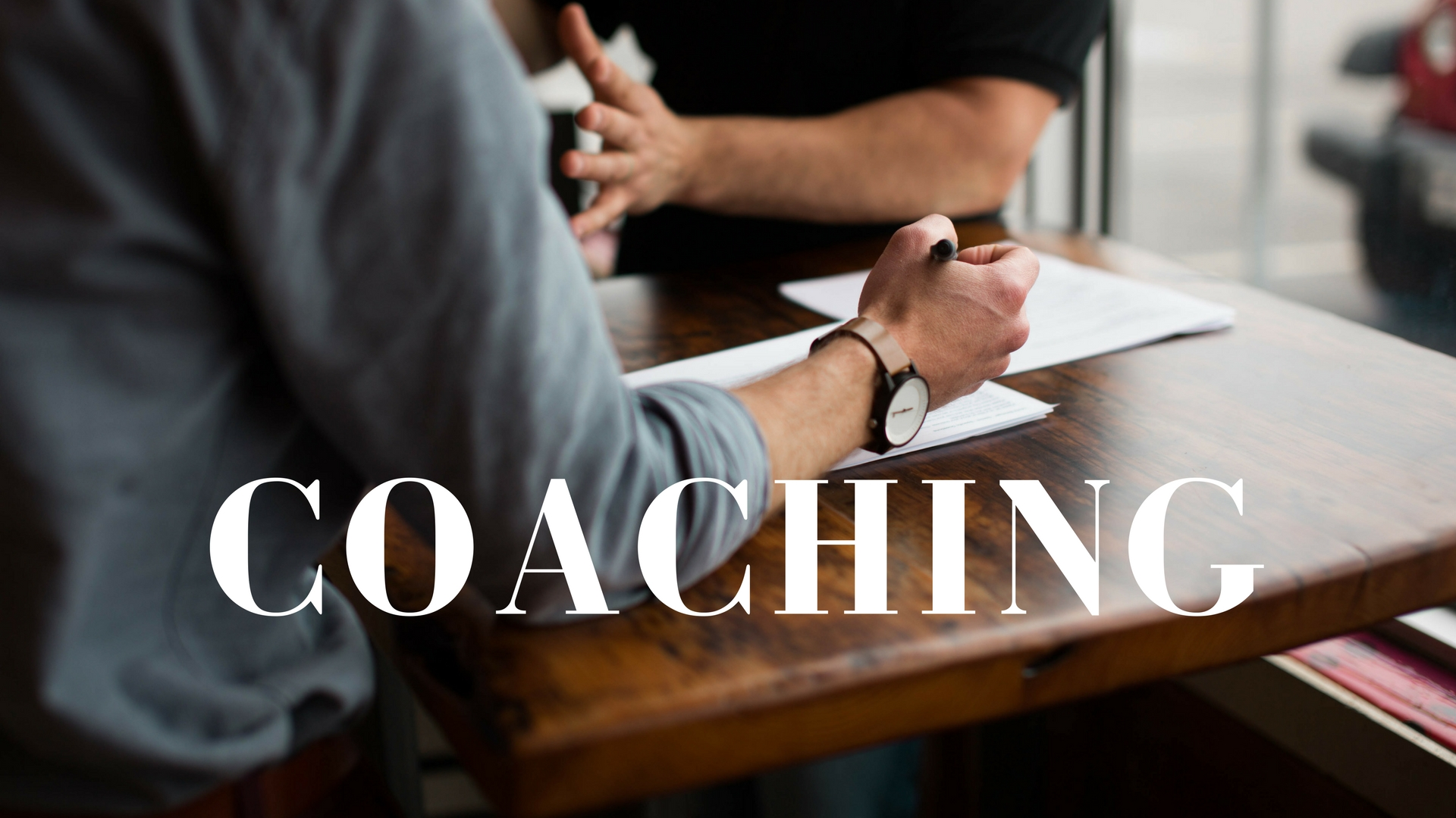 COaching - We coach individuals, companies, marketers, sales teams and entrepreneurs how to build relationships and influence with story.