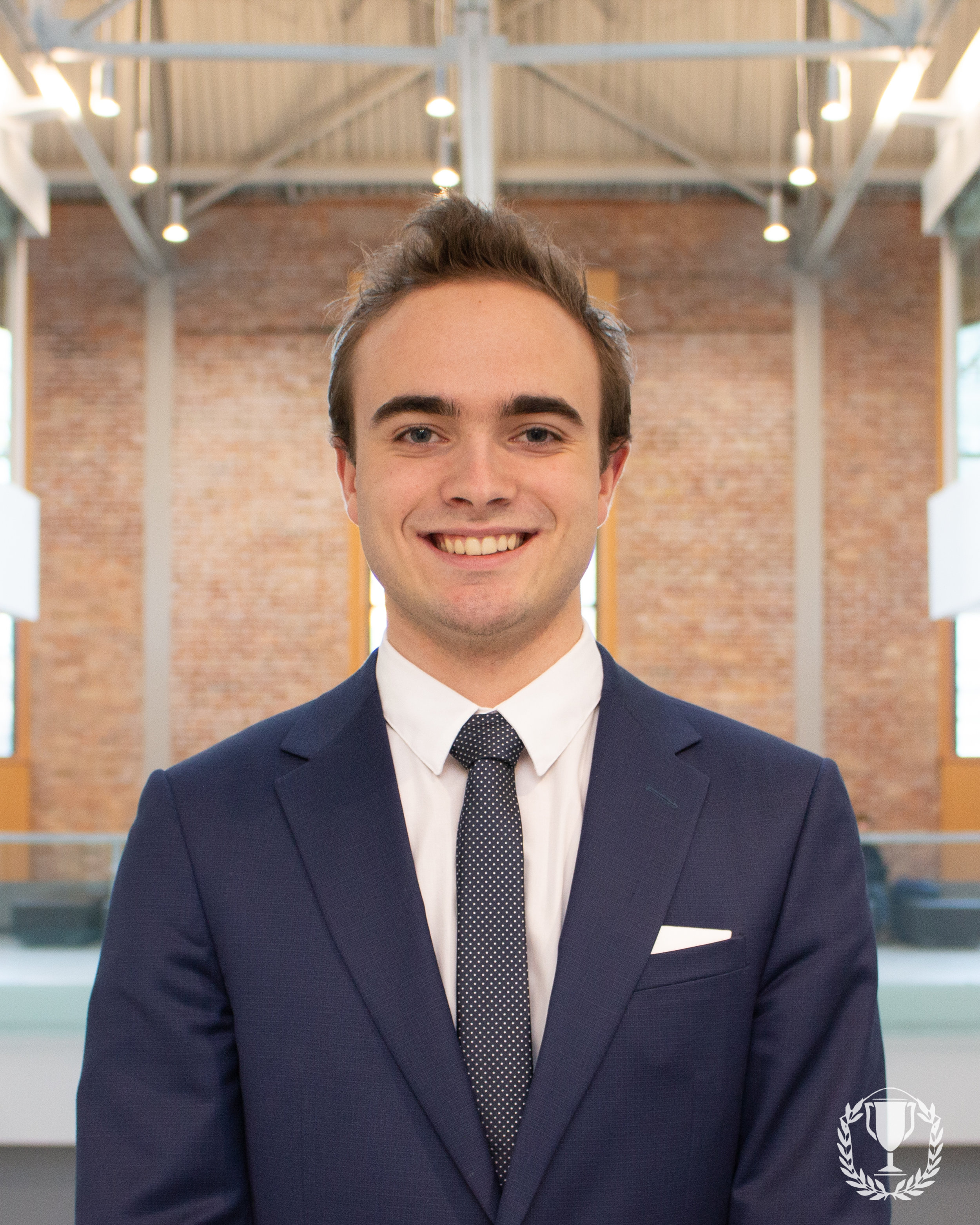 Julien Curlier - Co-Chairperson   Julien is excited to be returning to the I.C.B.C. Executive for the 42nd - yes, 42nd - year of this amazing competition. As Co-Chairperson, he is thrilled to be working alongside Julie and with their incredibly talented Executive Team to continue to set the global standard for case competition excellence. Given I.C.B.C. is proudly a student-run competition, Julien would like to take the opportunity to extend a big Canadian thank you to all of I.C.B.C.'s judges, case writers, sponsors and of course, competing schools - without you, there would be no legacy. In his free time, you will probably find Julien travelling on a plane, trying to be athletic, or being compared to a famous person that he supposedly looks like.
