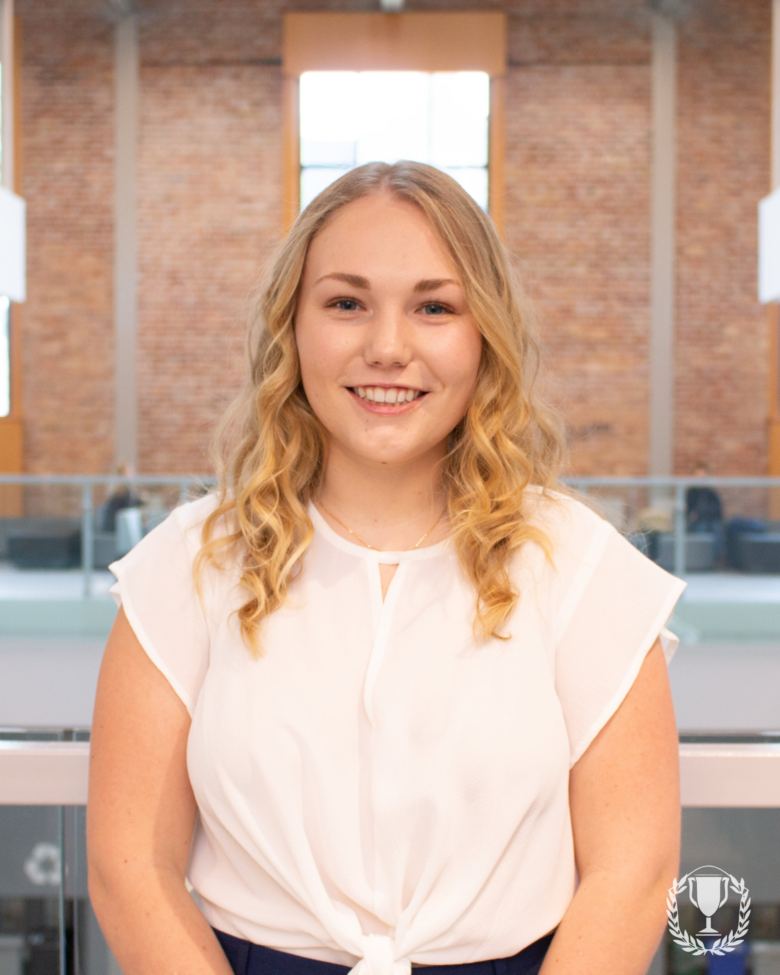 Sarah Ellmann - Marketing & Publications Coordinator   Sarah Ellmann is excited to be a part of the I.C.B.C. family for the 42nd year of competition! She is eager to work alongside the rest of the team to help create the best I.C.B.C. yet! As Marketing and Publications Coordinator she is looking forward to revamping the I.C.B.C. brand and sharing everything I.C.B.C. on social media. Sarah is an avocado enthusiast and is always down for brunch and a walk on the beach or through the forest back in BC.