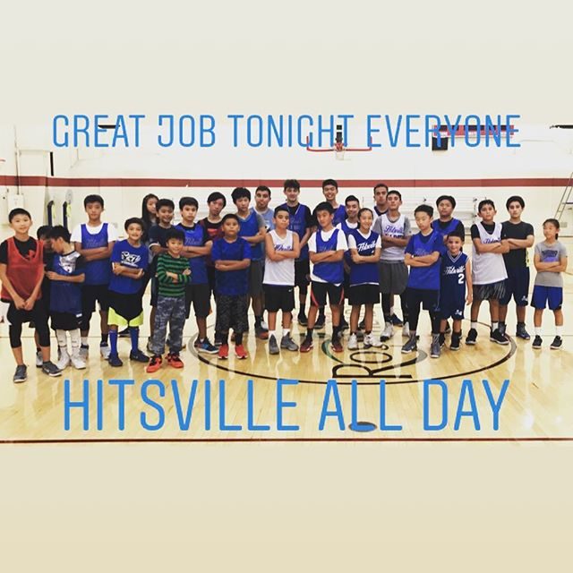 This group put in work tonight ! Great session ! 😅🏃🏽👊🏼 Always room for improvement! Never stop hustling!! 💯🏀🙏🏽 - .... #hitsvillebasketball #hitsvillehoops #hitsvilleallday #basketball #hoops #bball #ballislife #work #skills #training #confidence #consistency #effort #efficiency #coach #nike #determined #youth #sgv #rosemead #la #montebello #thankful #athletes #blessed #🏀