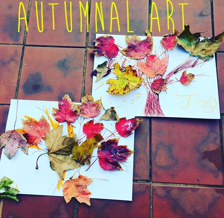 Click for Autumnal Art